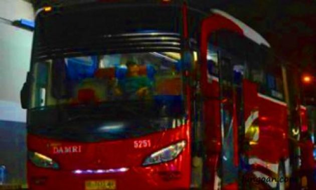 Jadwal Keberangkatan Bus Damri Dari Metro Ke Bandung Lungoan